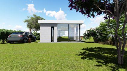 architekt, ohlášení stavby
