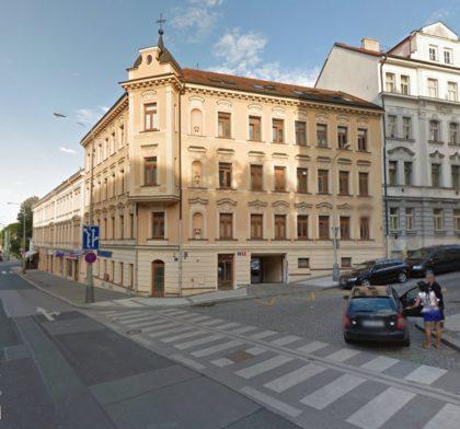 Rekonstrukce domu v ulici Heleny Malířové Praha 6